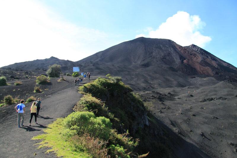 Beklimming van Volcán Pacaya