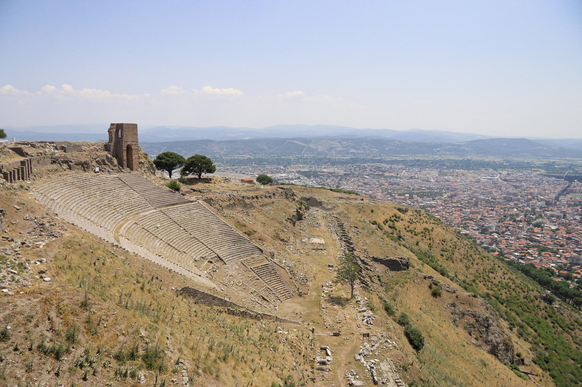 Mooiste reisfoto's van 2017 - Pergamon