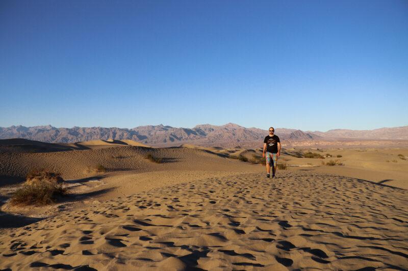 Mooiste reisfoto's van 2017 - Death Valley National Park