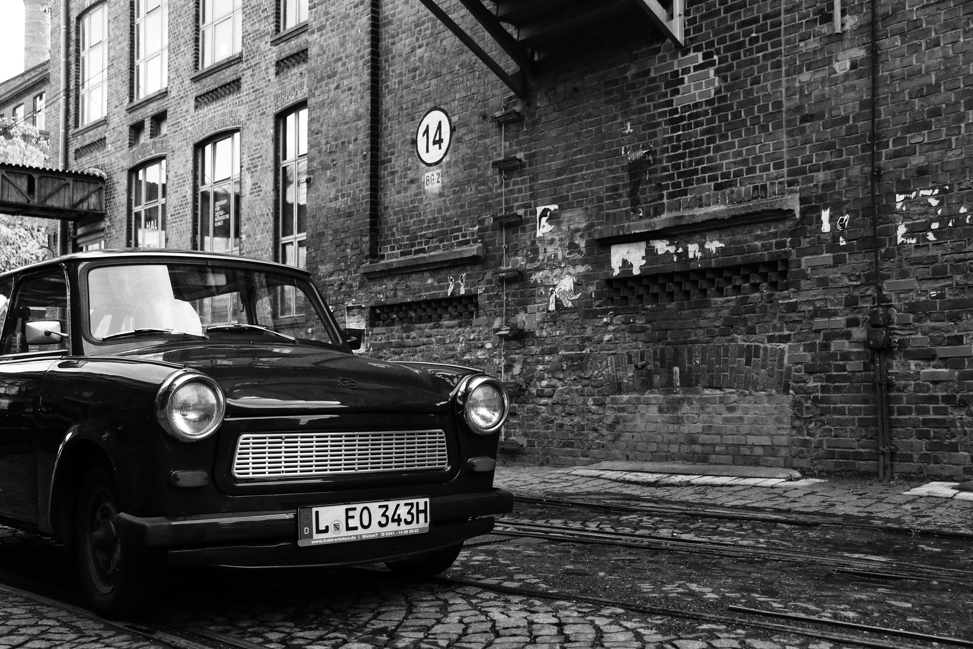 Mooiste reisfoto's van 2017 - Trabant