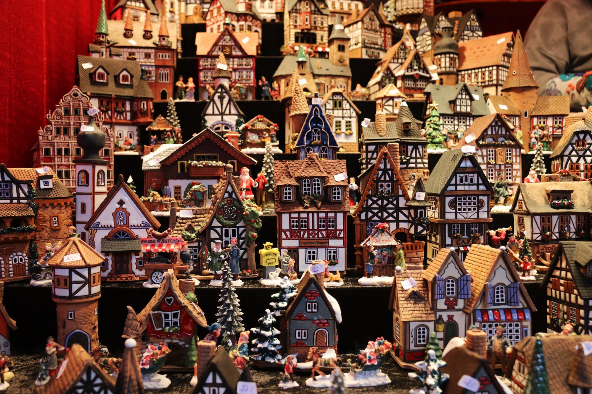 Münster kerstmarkt - Kerstspulletjes