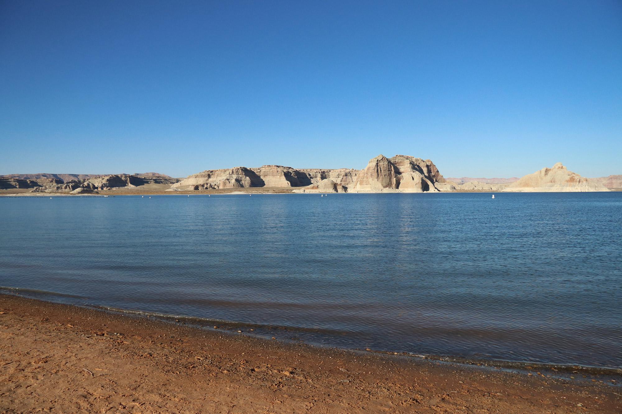 Amerika dag 11 - Lake Powell