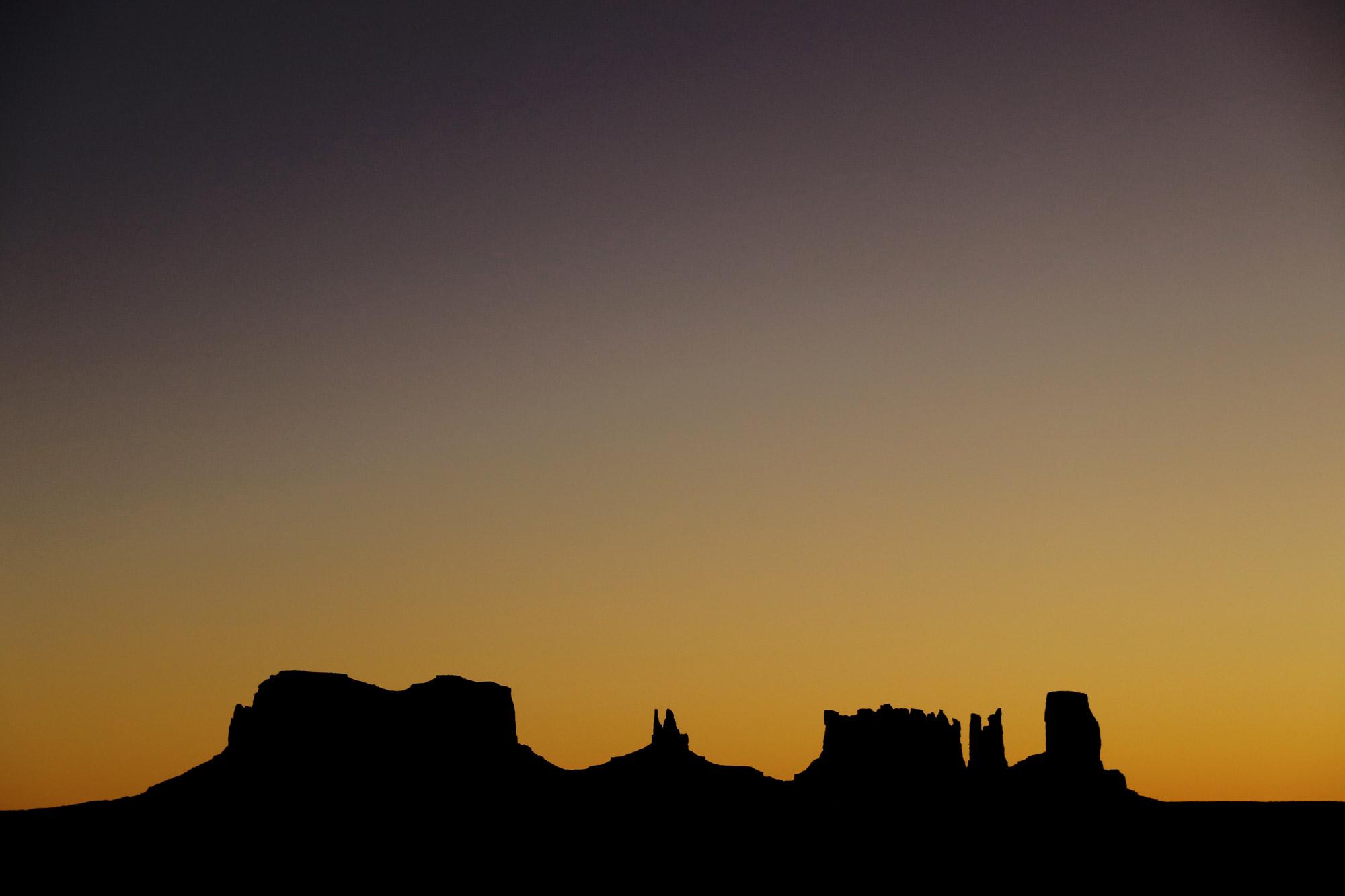 Amerika dag 11 - Monument Valley