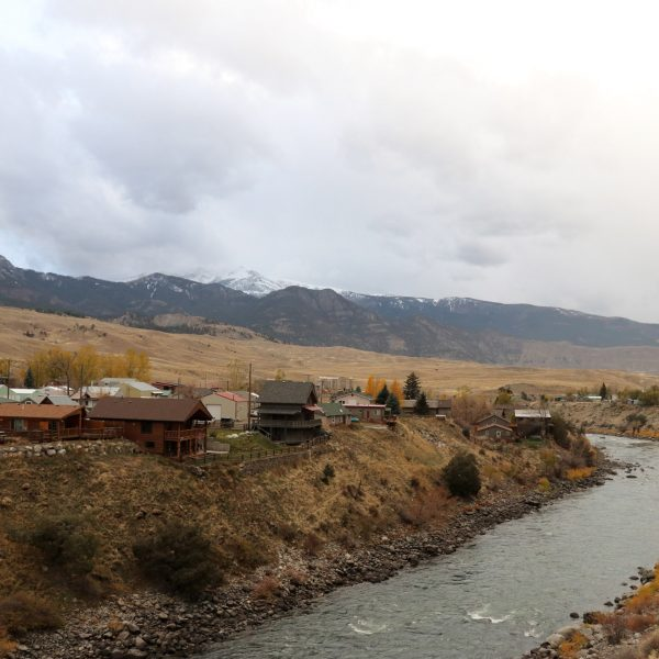 Gardiner - Montana - Verenigde Staten