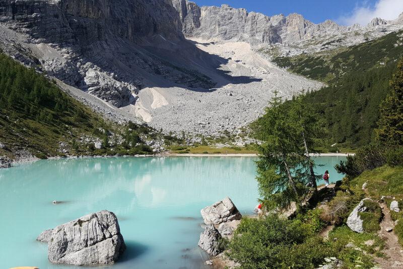 Op mijn wishlist: Lago di Sorapis
