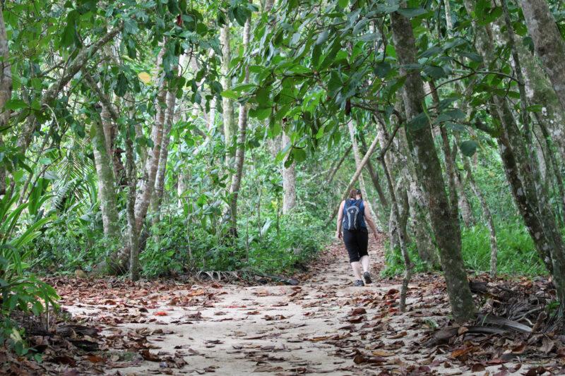 Onze favoriete nationale parken van Costa Rica - Parque Nacional Cahuita