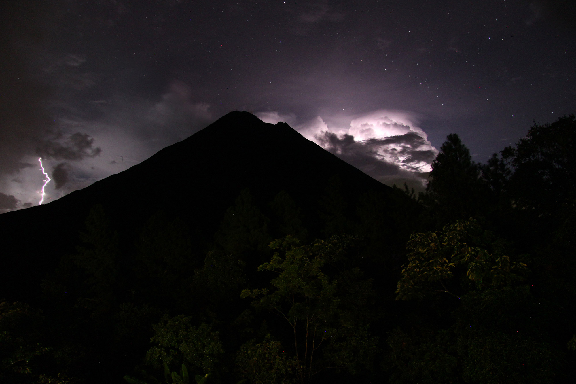 Onze favoriete nationale parken van Costa Rica - Parque Nacional Volcán Arenal