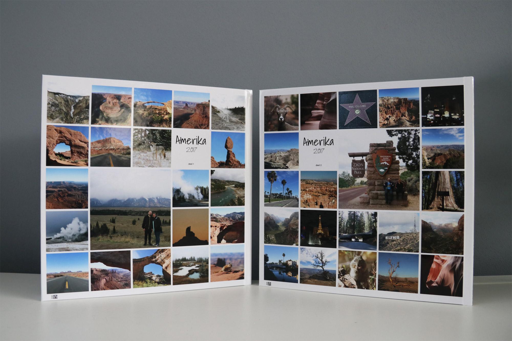 Review fotoboek van Saal Digital