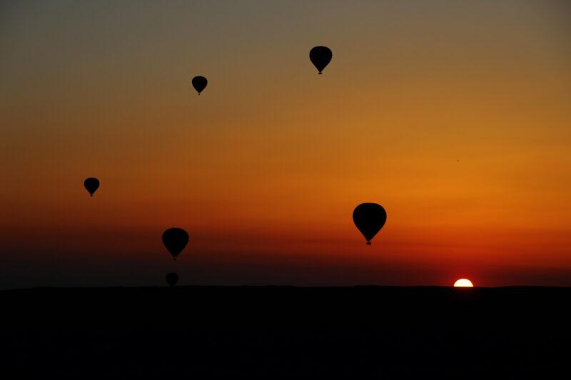 Reisvideo: Ballonvaart in Cappadocië