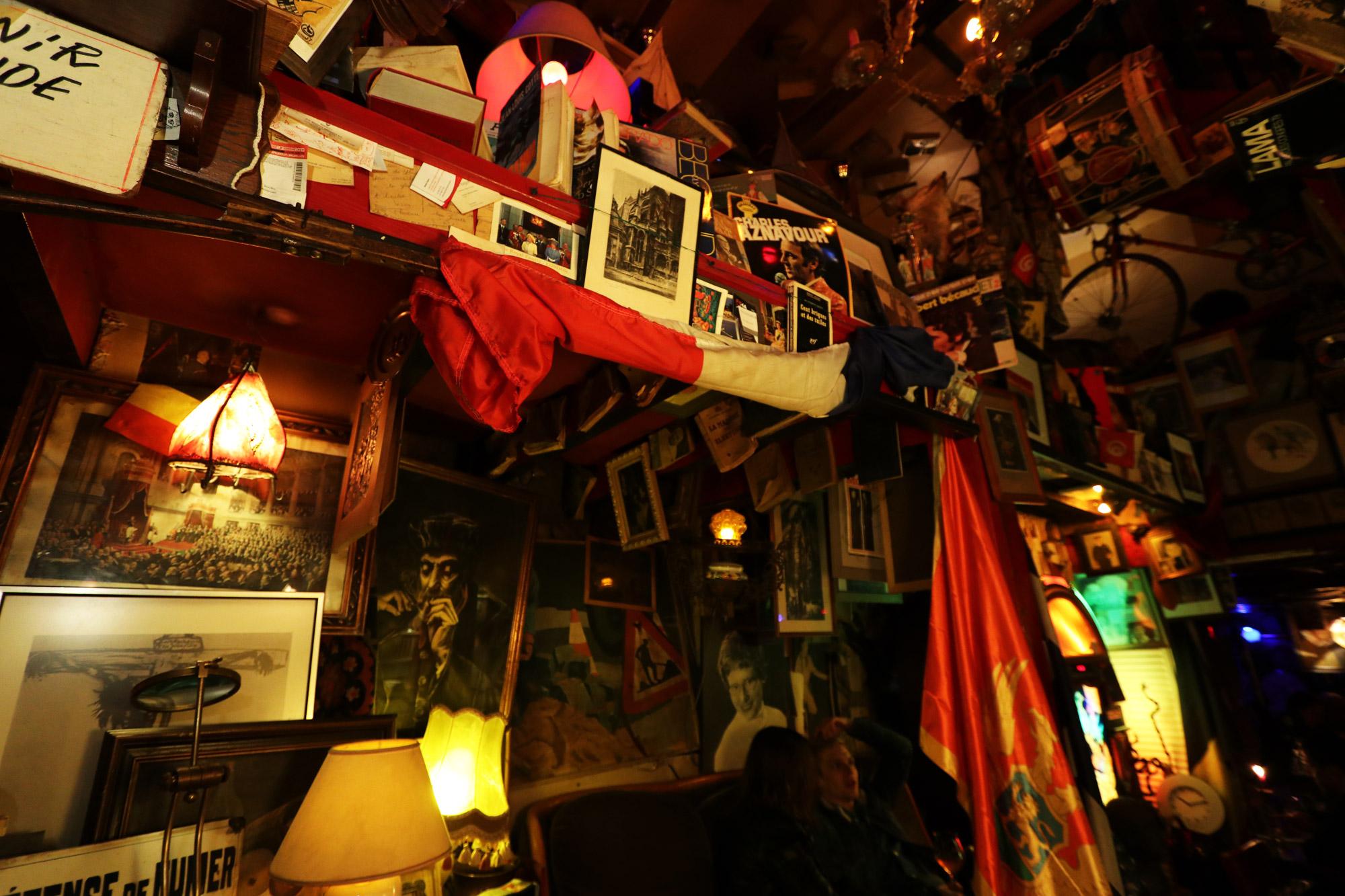 Top 5 leuke biercafés Brussel - Goupil le Fol