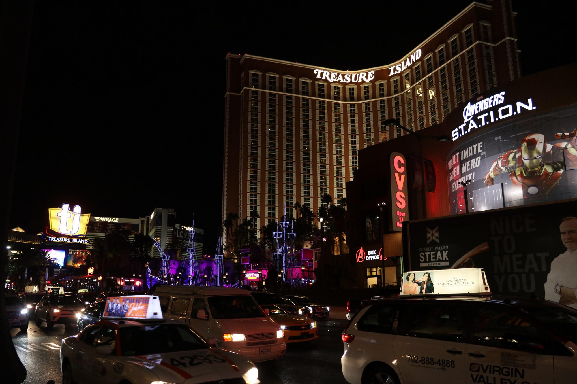 Amerika dag 16 - Las Vegas