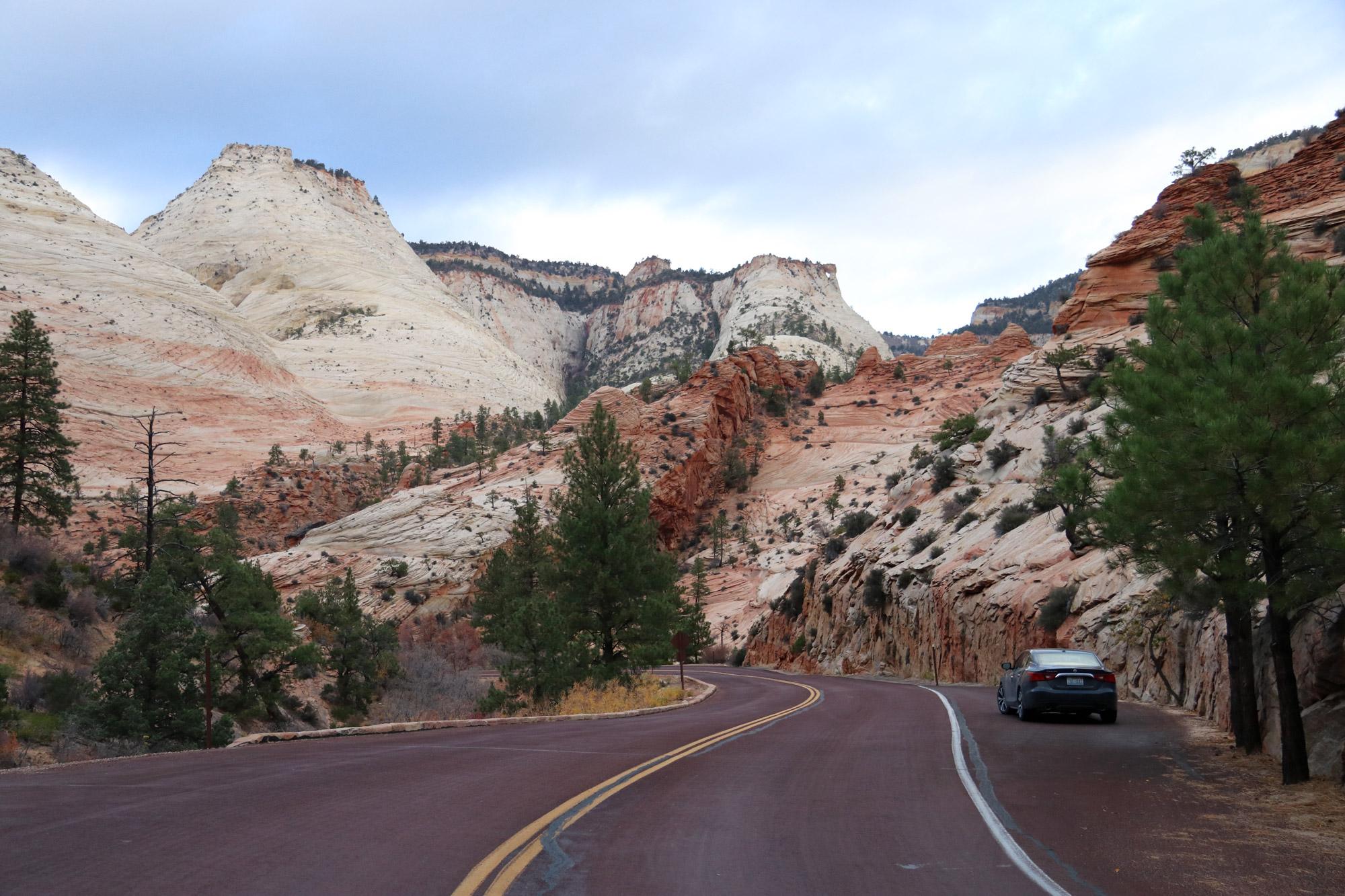 Amerika dag 15 - Zion National Park