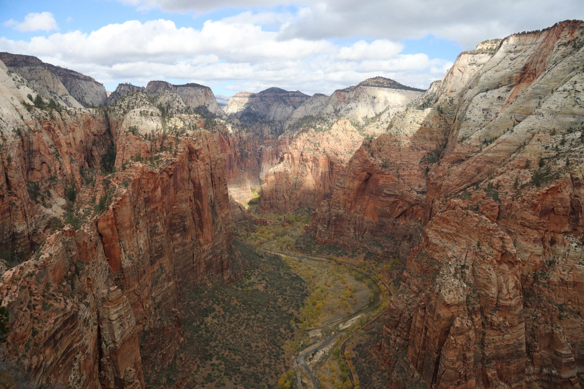 Amerika dag 15 - Zion National Park - Angels Landing Trail