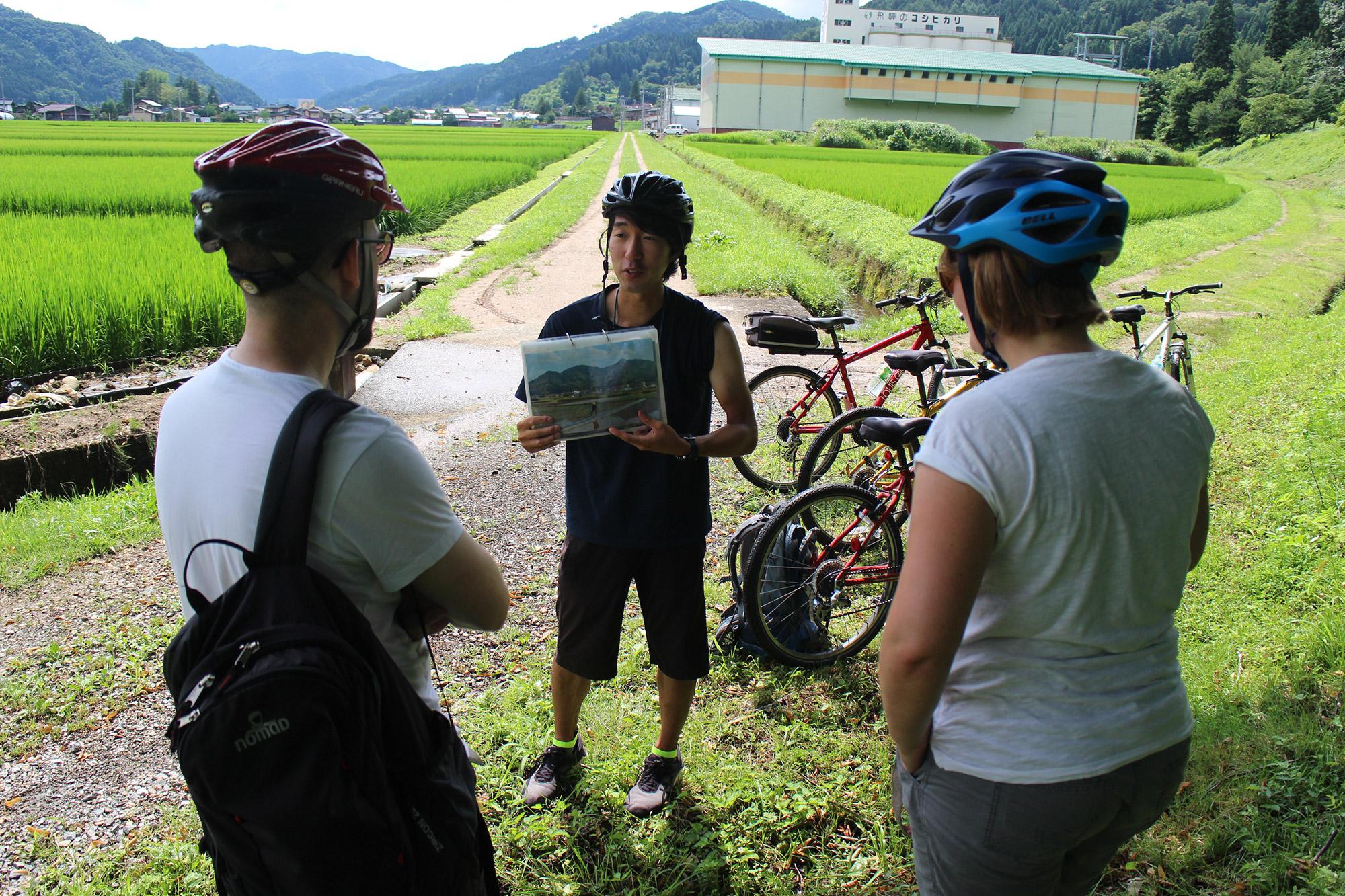 De volgers van Reizen & Reistips: Erik en Judith - Fietstour Takayama