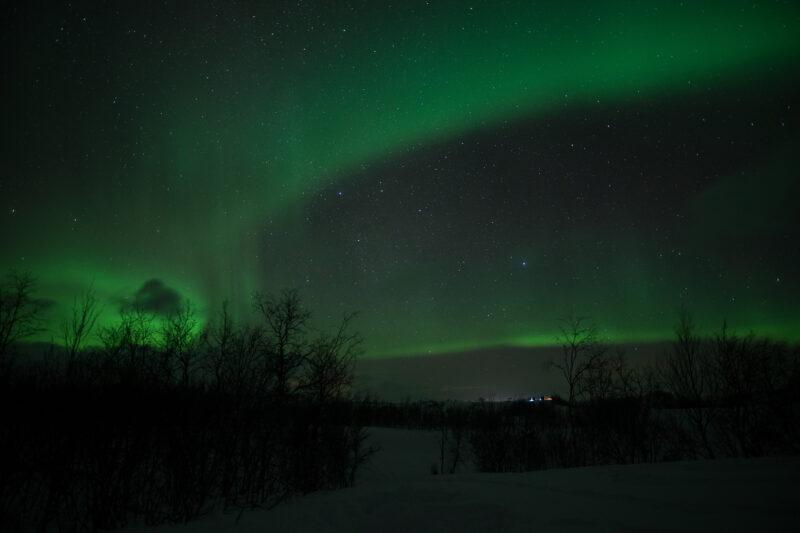 Erik & Judith - Het noorderlicht in Noorwegen