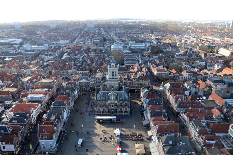 Foto van de maand februari 2018: Delft - Nederland