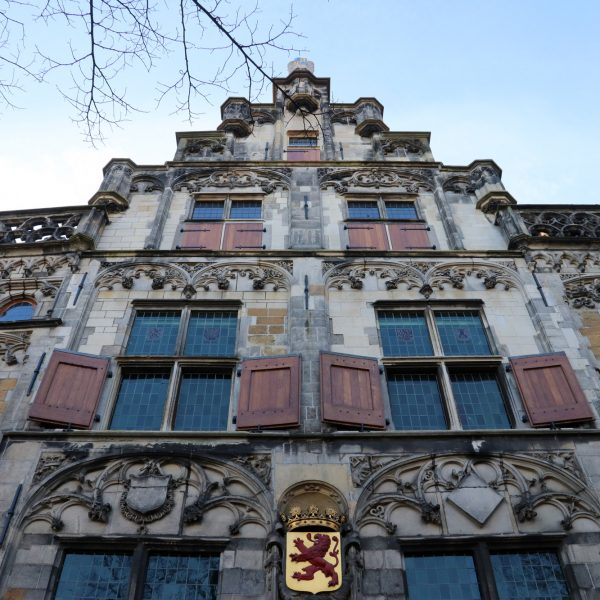 Gemeenlandshuis - Delft - Nederland