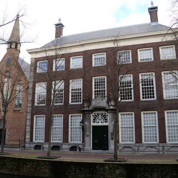 Meisjeshuis - Delft - Nederland