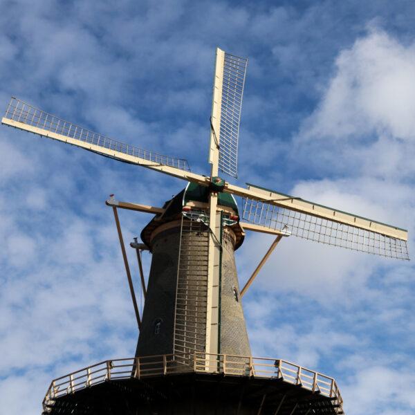 Molen de Roos - Delft - Nederland