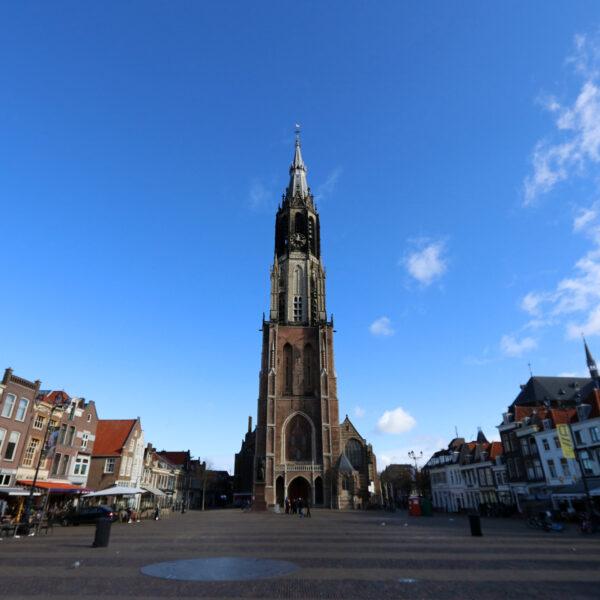 Nieuwe Kerk - Delft - Nederland