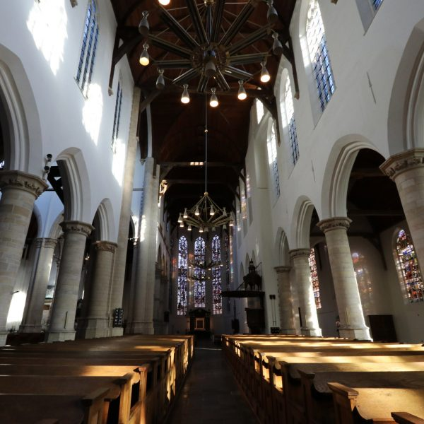 Oude Kerk - Delft - Nederland