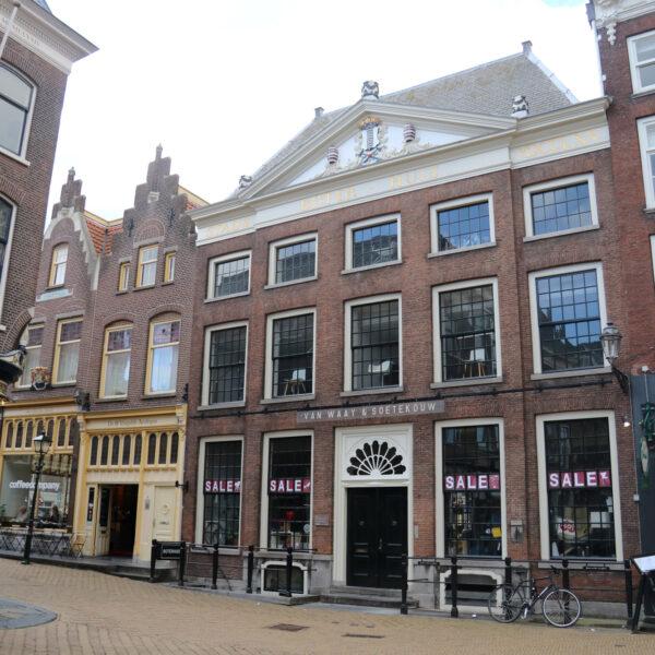 Stadsboterhuis - Delft - Nederland