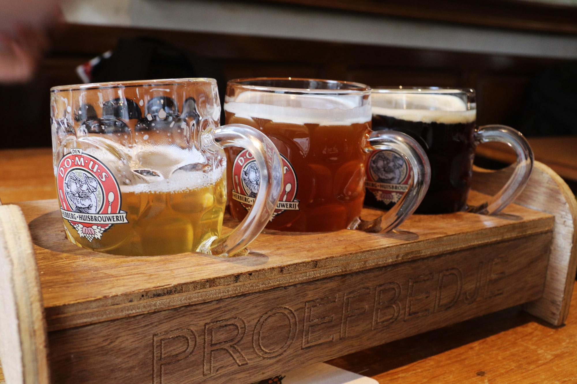 Weekendje Leuven - Brouwerij Domus