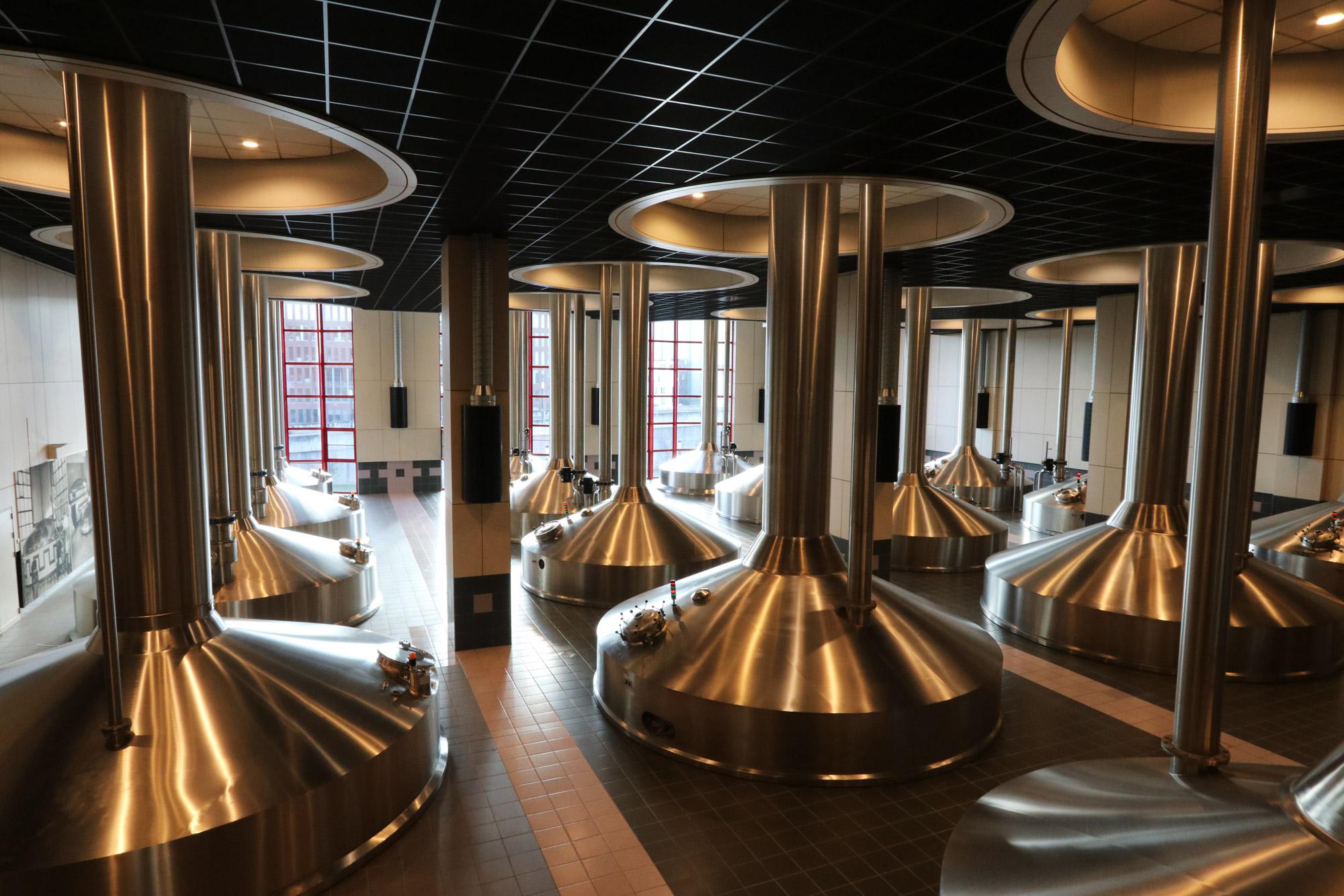 Weekendje Leuven - Brouwerij Stella Artois