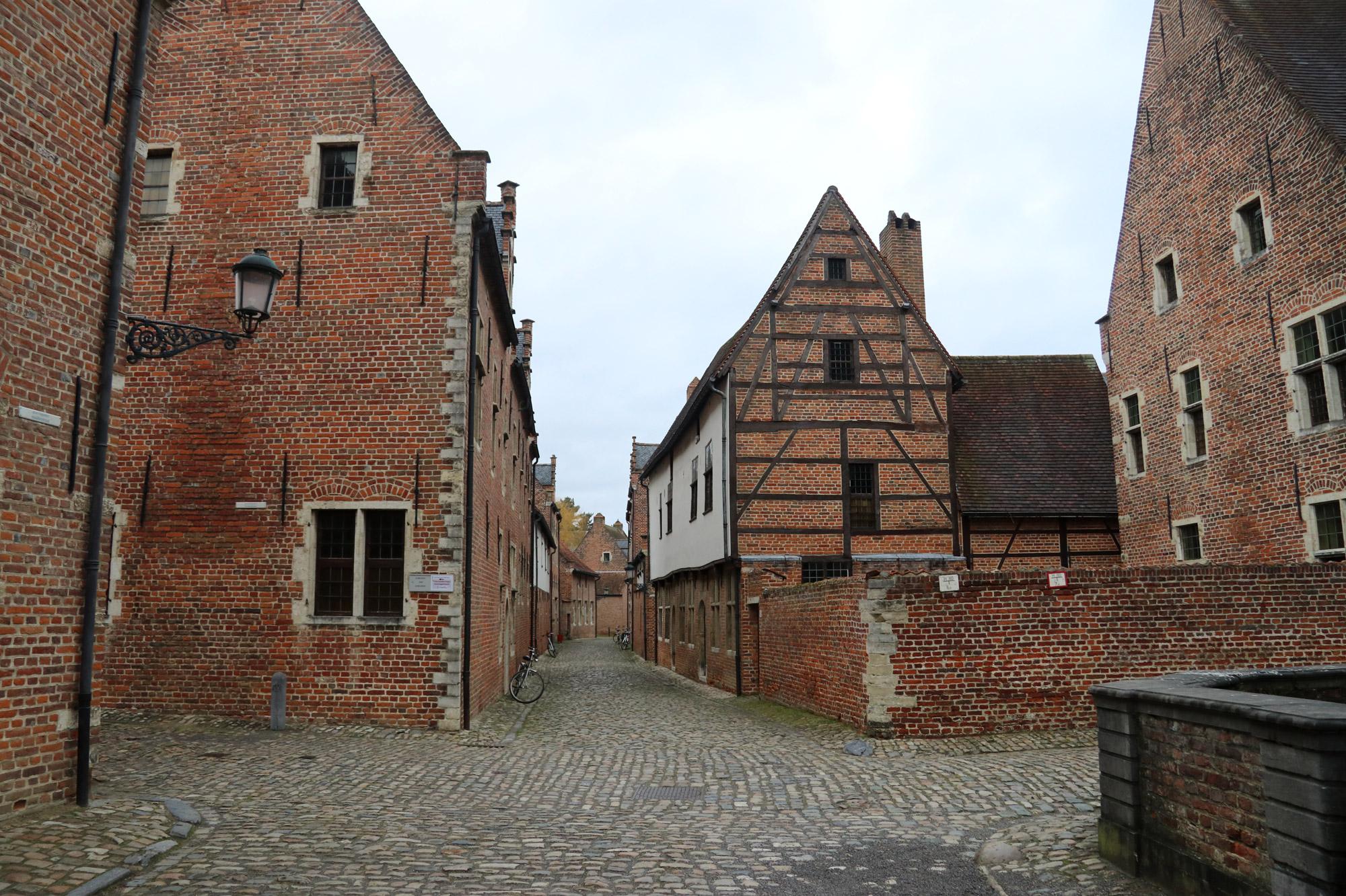 Weekendje Leuven - Groot Begijnhof