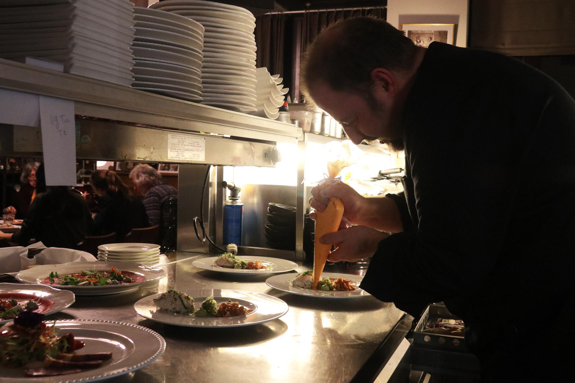 Weekendje Leuven - Diner bij Julia en Elias