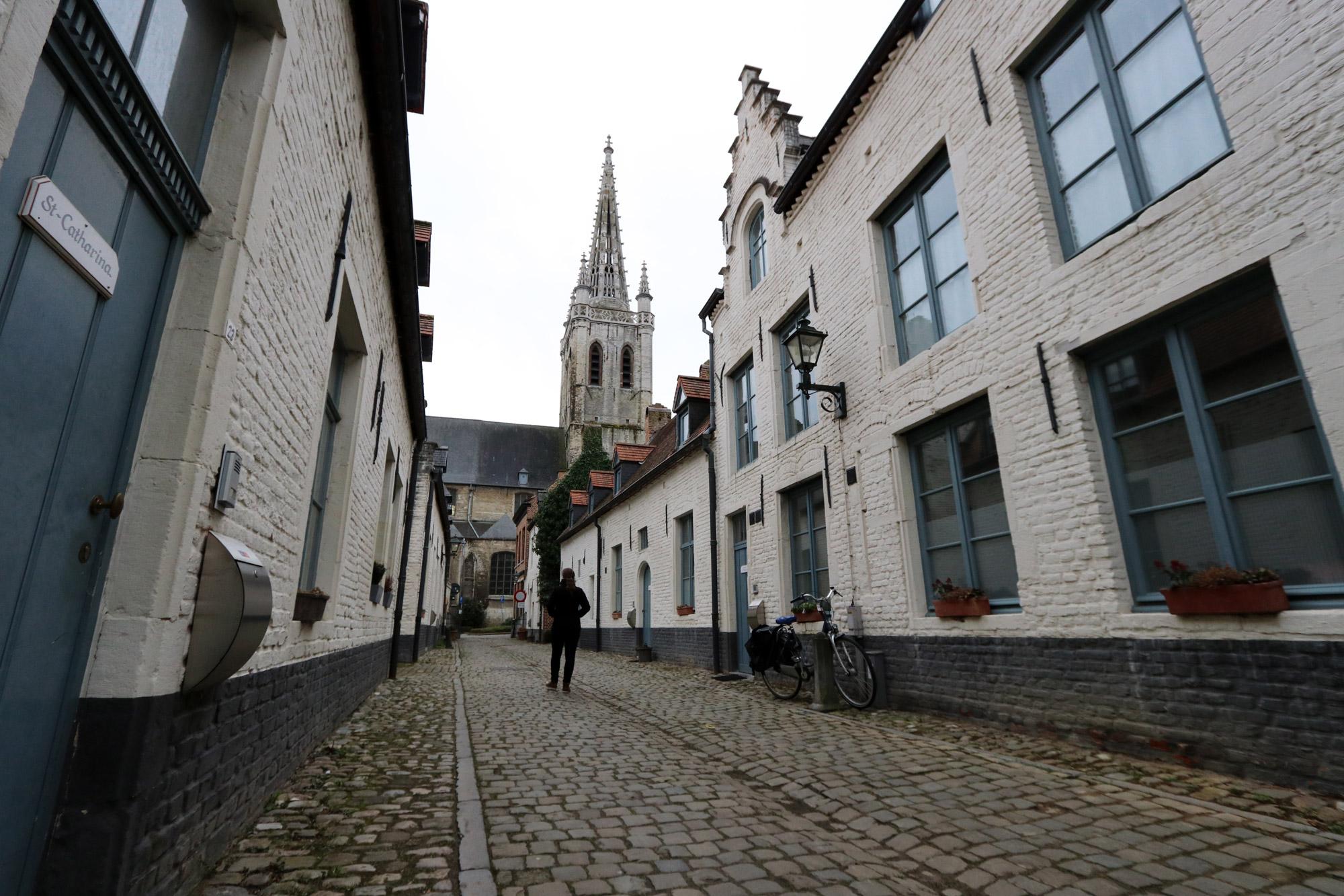 Weekendje Leuven - Klein Begijnhof