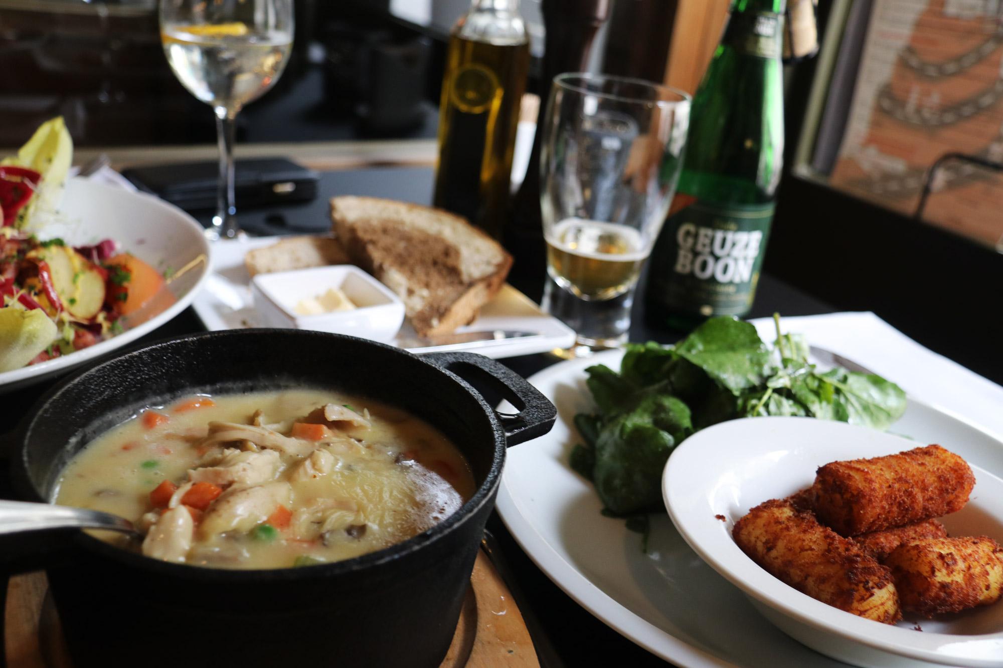 Weekendje Leuven - Lunchen bij Kokoon