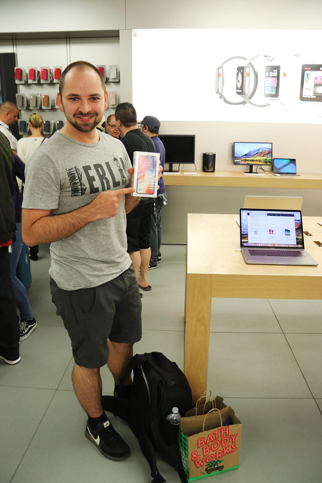 Amerika dag 17 - Las Vegas - iPhone X