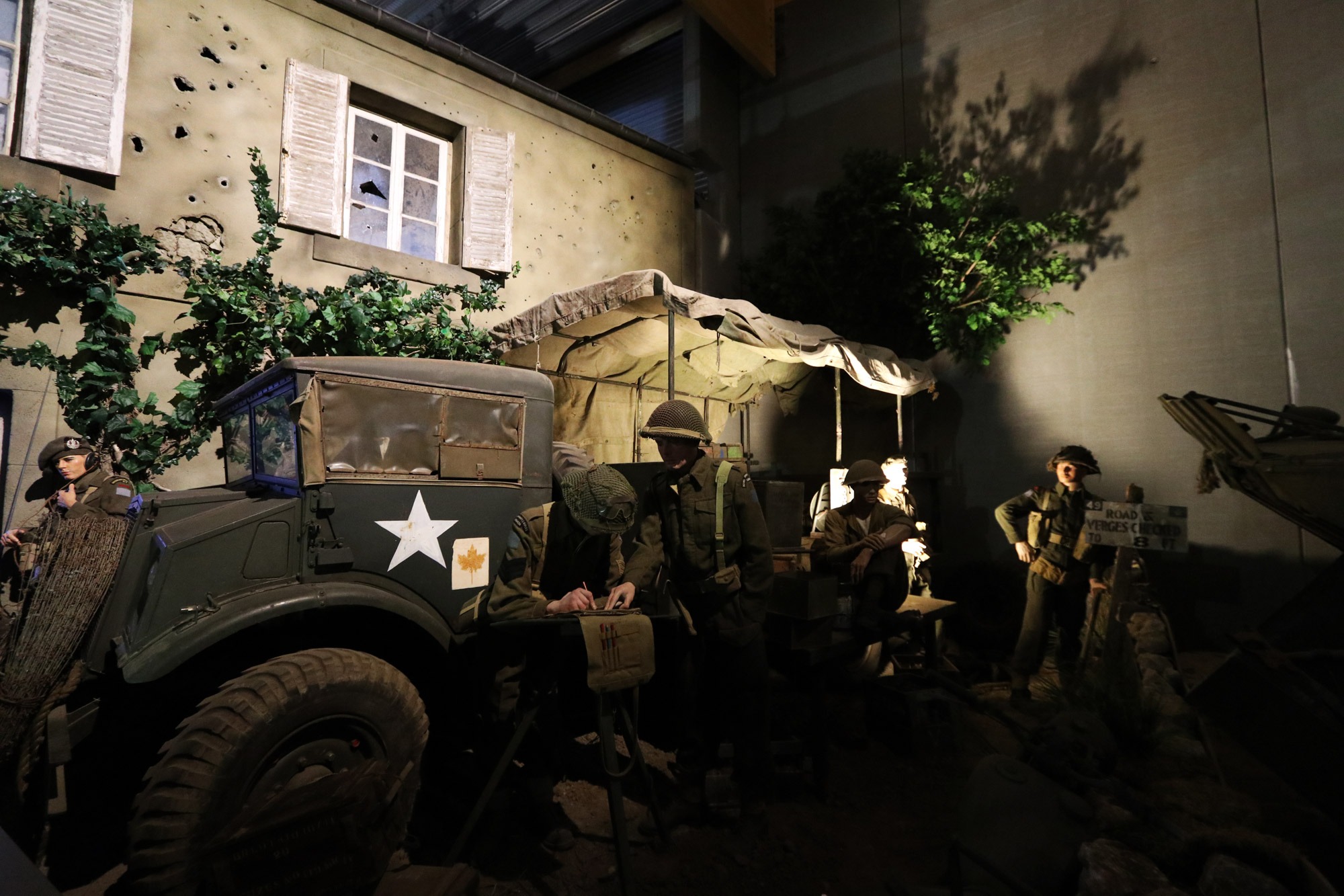 Fotoverslag Normandië - Overlord Museum