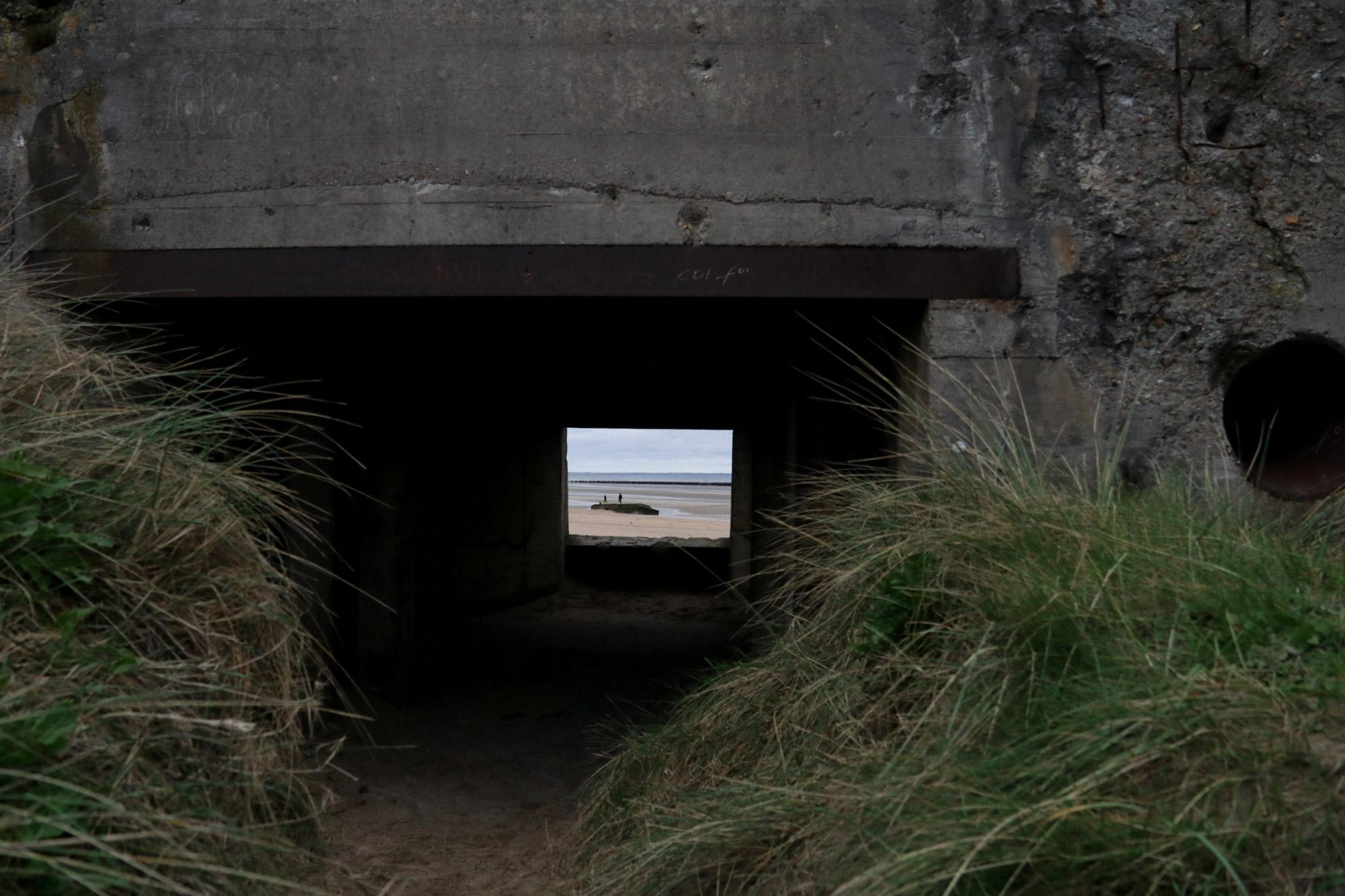 Fotoverslag Normandië - Utah Beach