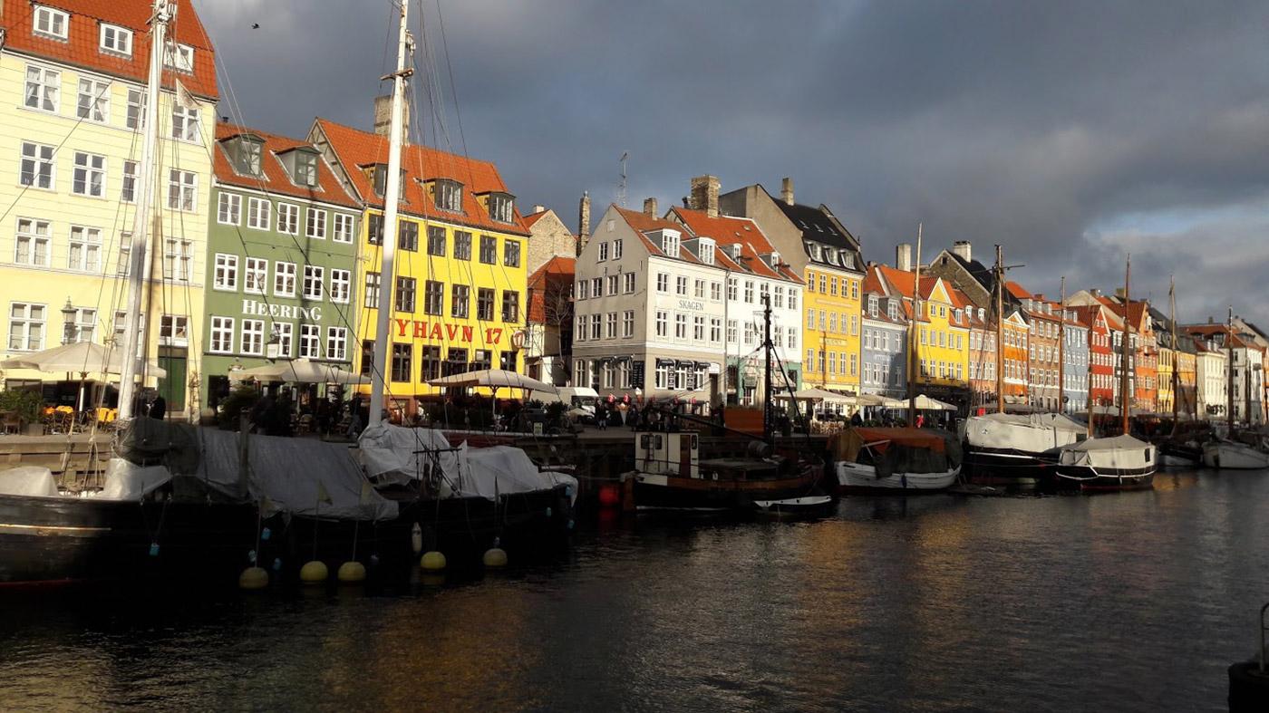 Bianca - Nyhavn in Kopenhagen