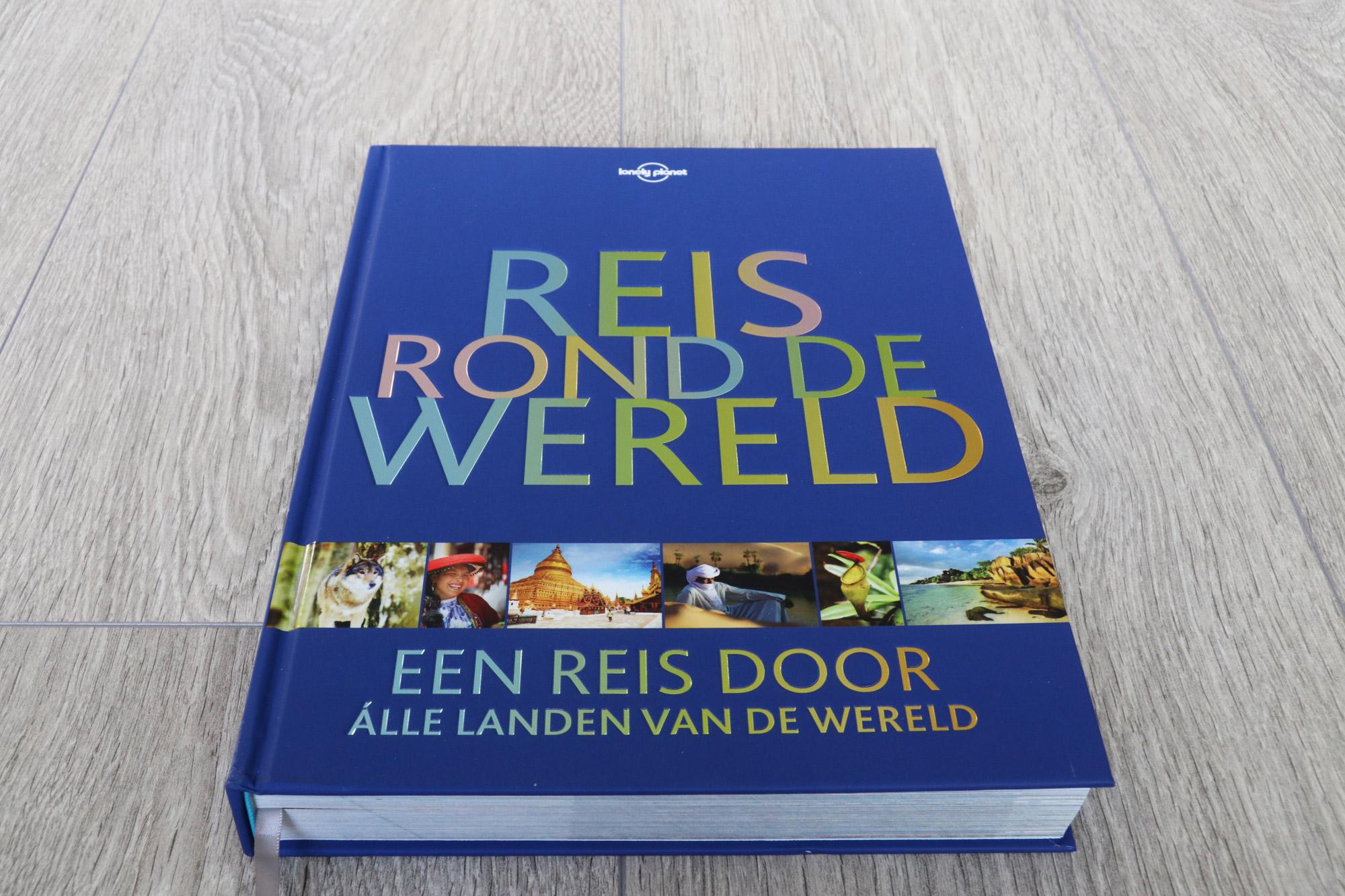 Review: Reis Rond De Wereld van Lonely Planet