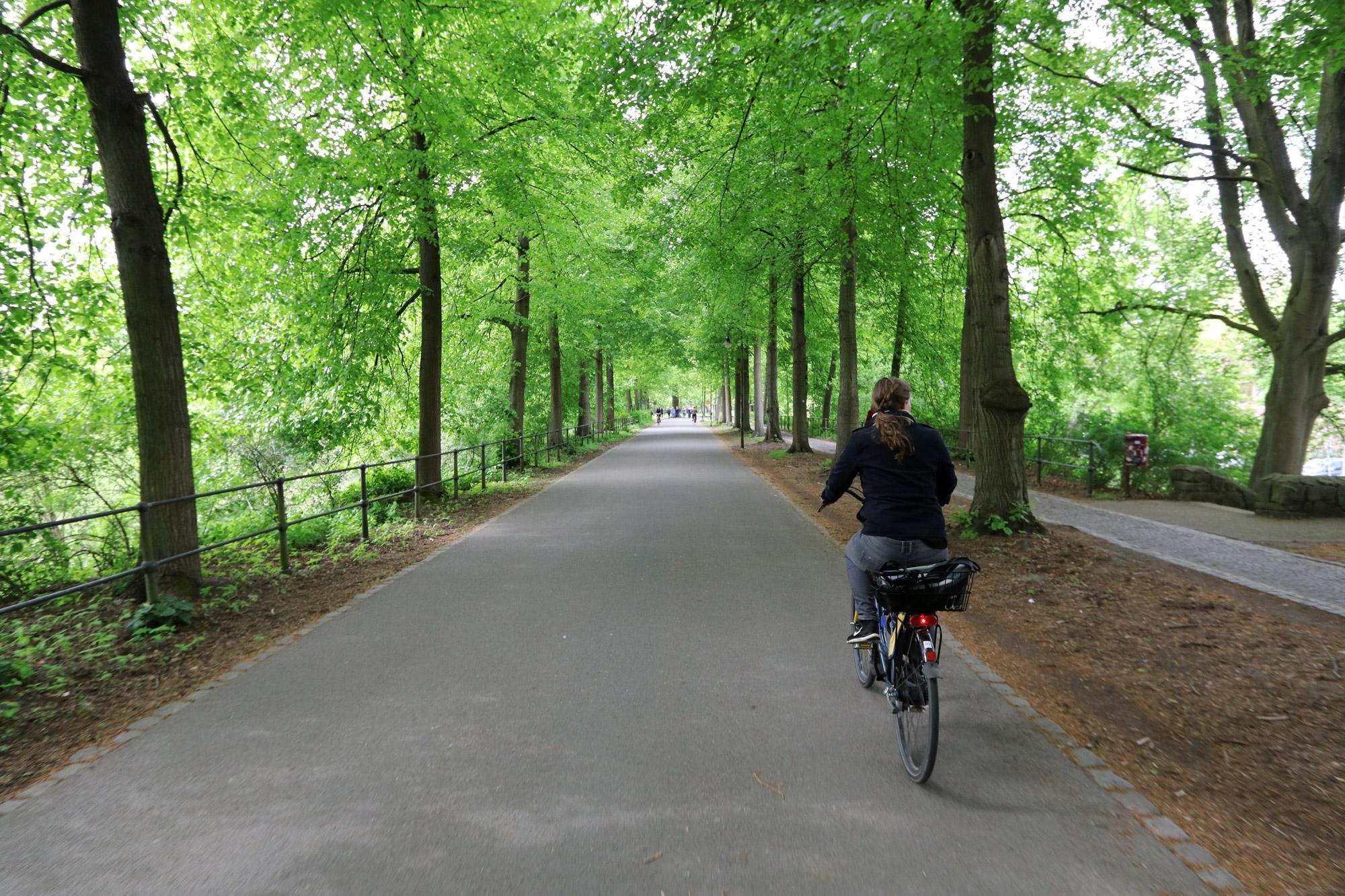 9x doen in Münster - Promenade