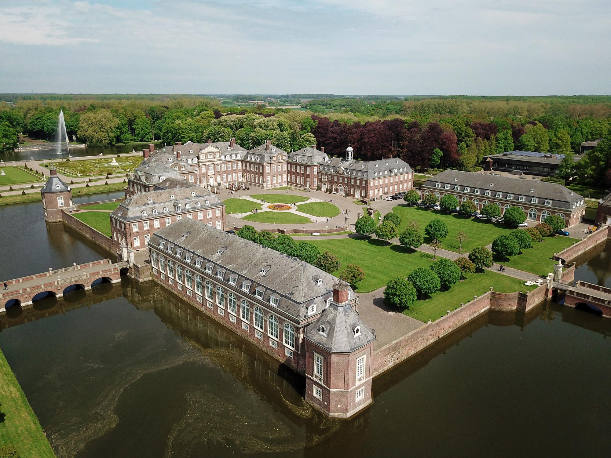 9x doen in Münster - Schloss Nordkirchen
