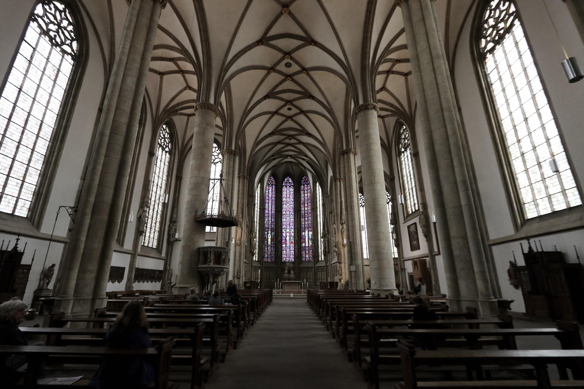 9x doen in Münster - St. Lamberti Kirche