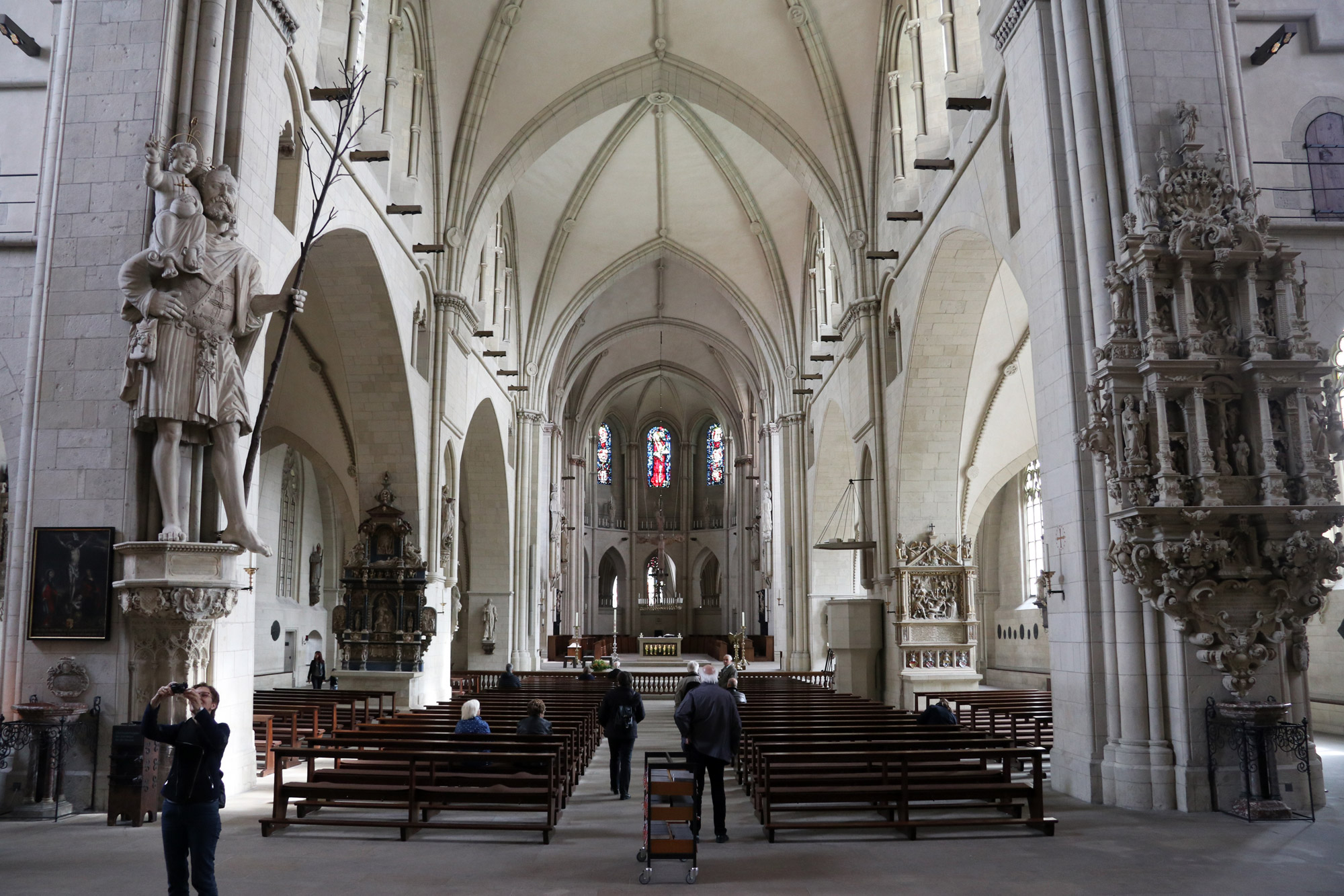 9x doen in Münster - St. Paulus Dom