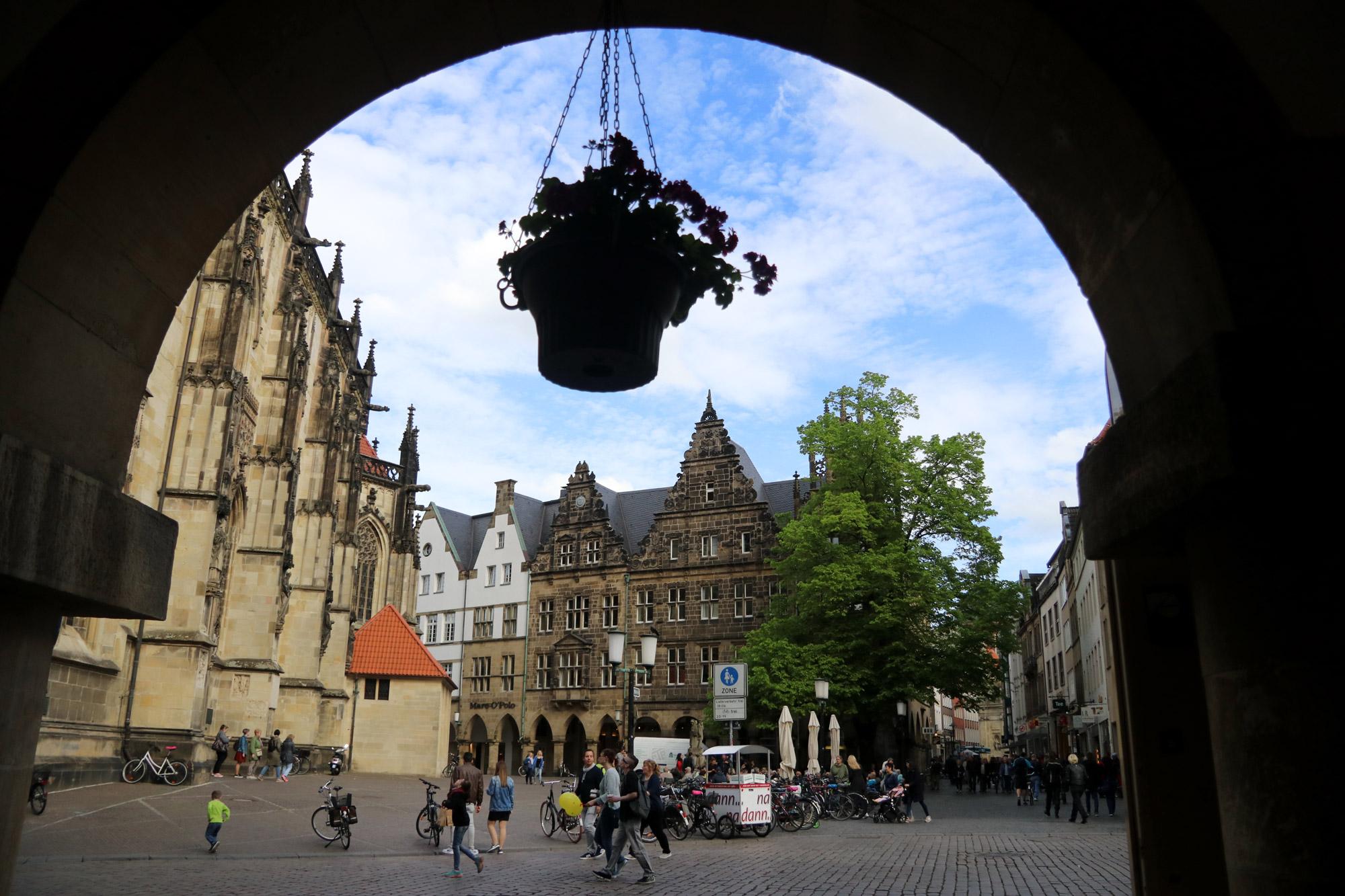 9x doen in Münster