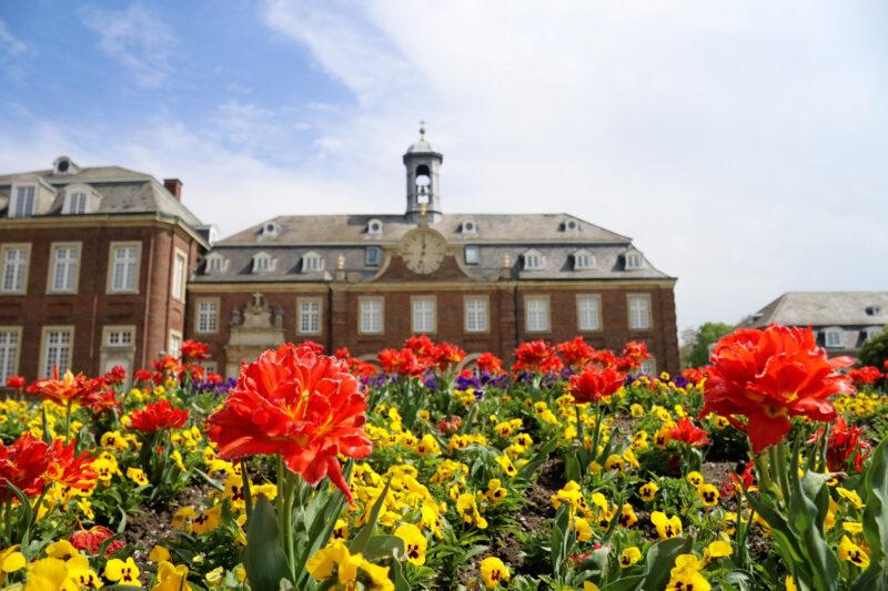 Foto van de maand: April 2018 - Schloss Nordkirchen