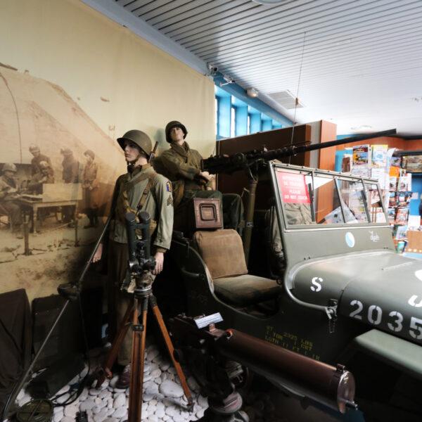 Musée du Débarquement - Arromanches-les-Bains - Frankrijk
