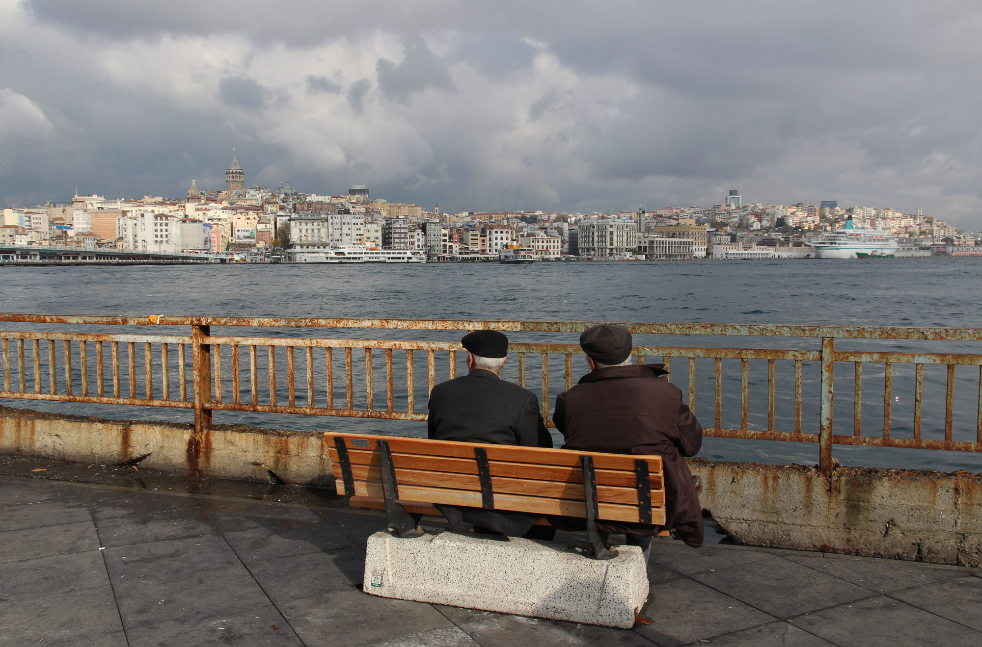 Noreen - Turkije - Istanbul