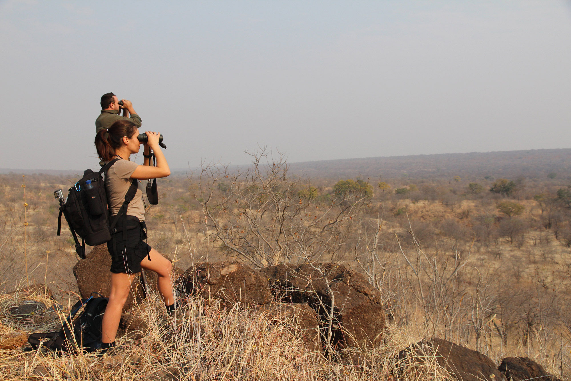 Noreen - Zimbabwe - Victoria Falls Anti Poaching