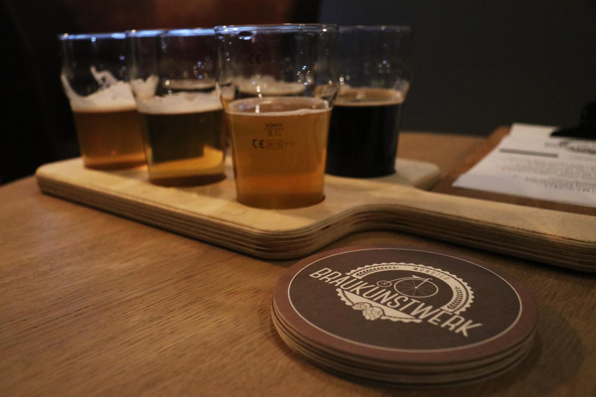 4 leuke biercafés in Münster - Braukunstwerk