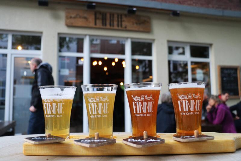 4 leuke biercafés in Münster - Finne Brauerei