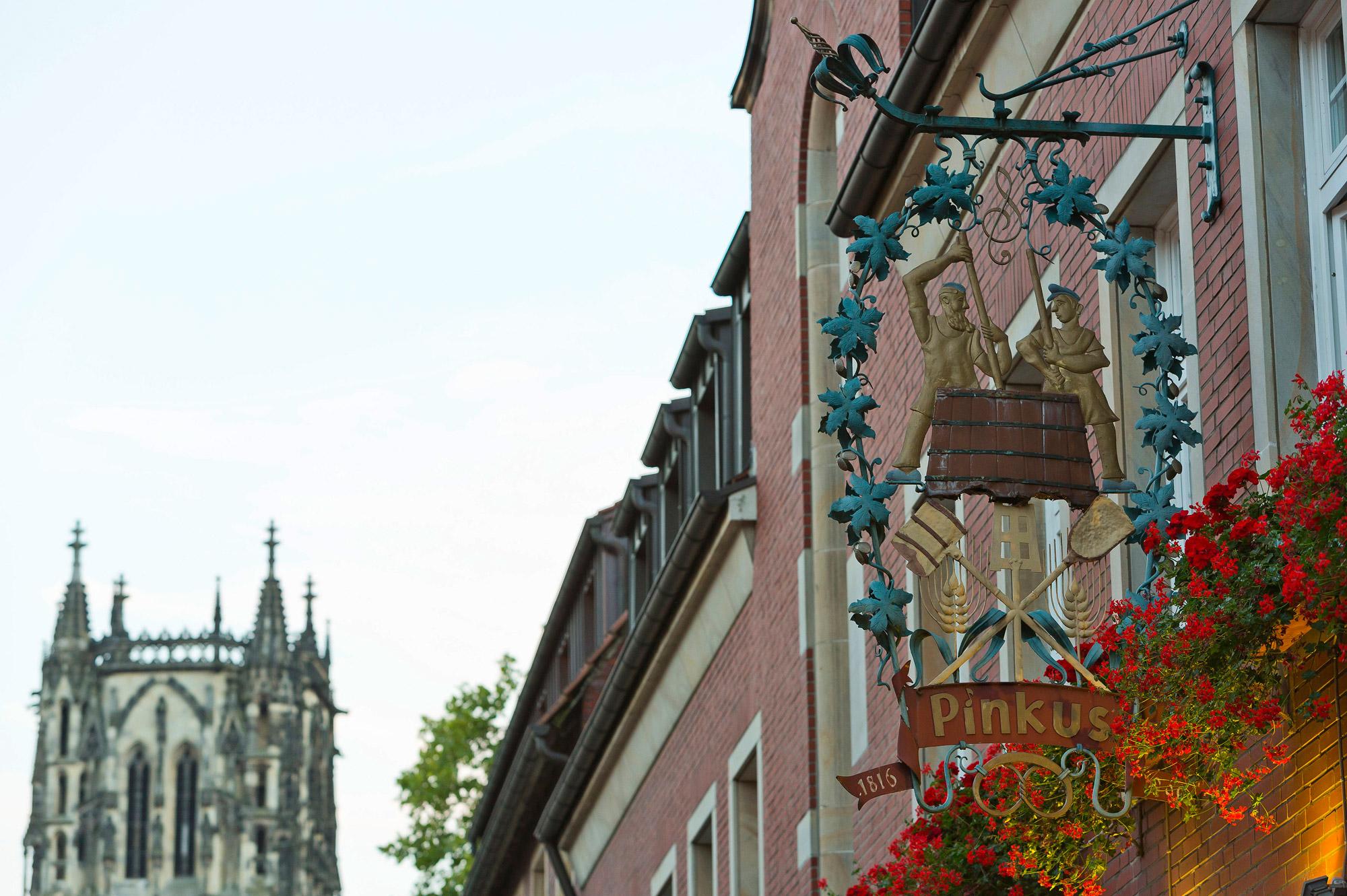 4 leuke biercafés in Münster - Pinkus Müller