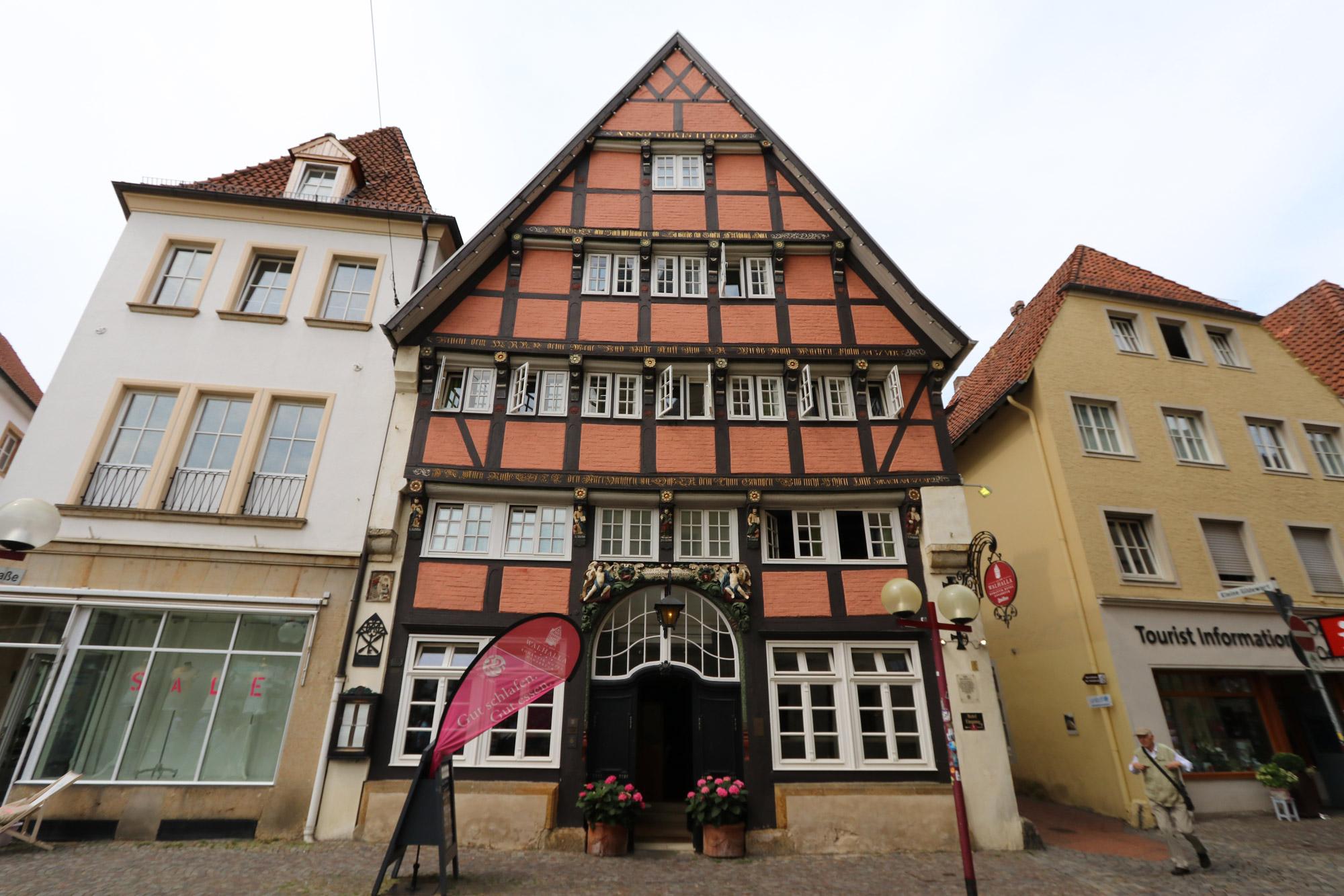 7x doen in Osnabrück - Bewonder de huizen